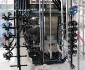 Rozdzielacz pary i stacja zbiorcza kondensatu