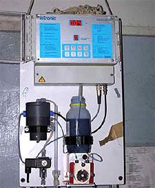 Analizator twardości wody Aquacon