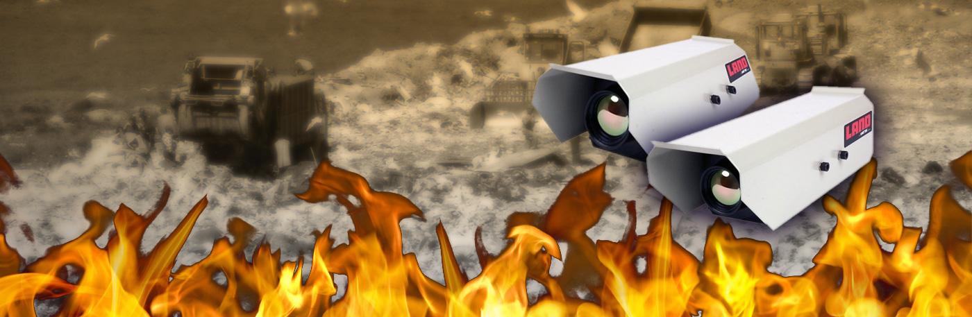 Monitoring termowizyjny ppoż. magazynów paliw alternatywnych oraz składów materiałów łatwopalnych
