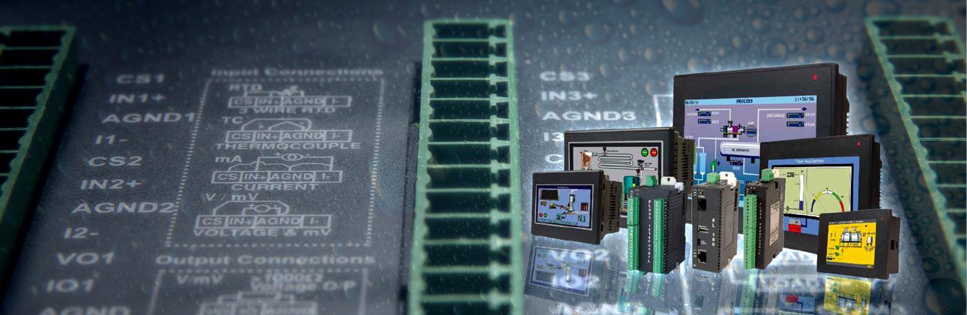 Nowe sterowniki PLC oraz panele operatorskie firmy Renu Electronics