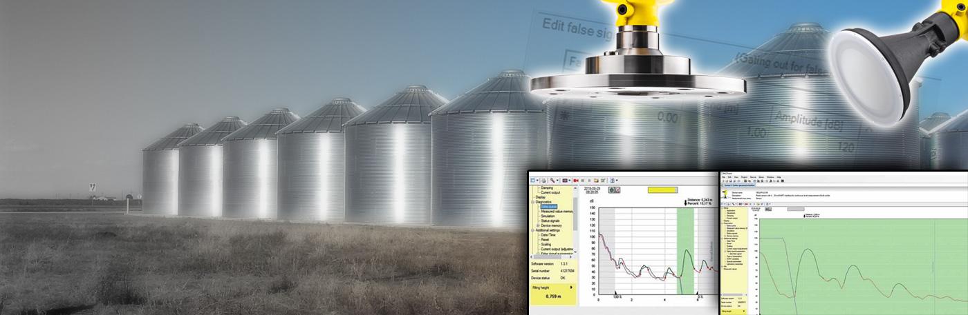 Jak prawidłowo przeprowadzić pierwsze uruchomienie sondy radarowej VEGAPULS 69 dedykowanej do materiałów sypkich?