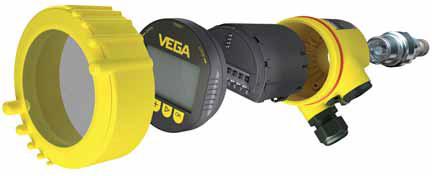 Sonda VEGA w technologii PLICS
