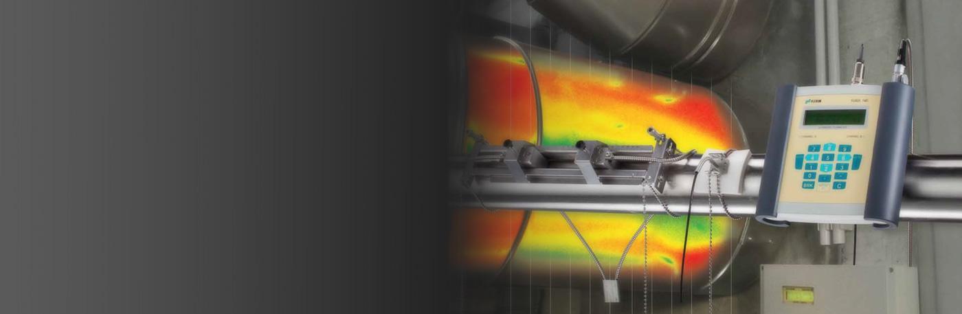 Wysokotemperaturowe aplikacje przemysłowe z wykorzystaniem ultradźwiękowych przepływomierzy bezinwazyjnych
