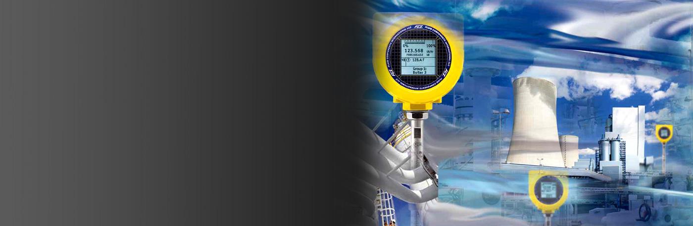 Masowe termiczne przepływomierze ST80