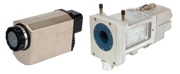 Stacjonarna kamera termowizyjna LAND NIR FTI 1000 z opcjonalną dodatkową obudową ochroną z chłodzeniem